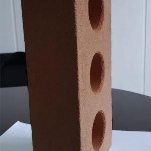 Одинарный пустотелый 250 120 65 шоколадный