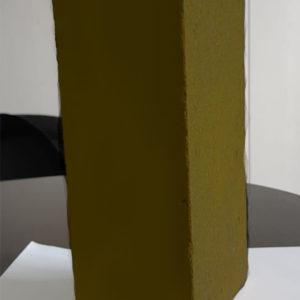Одинарный пустотелый 250 120 88 горчичный