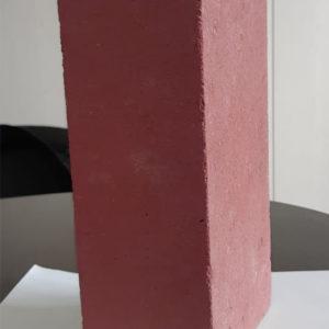 Полуторный пустотелый 250 120 88 розовый